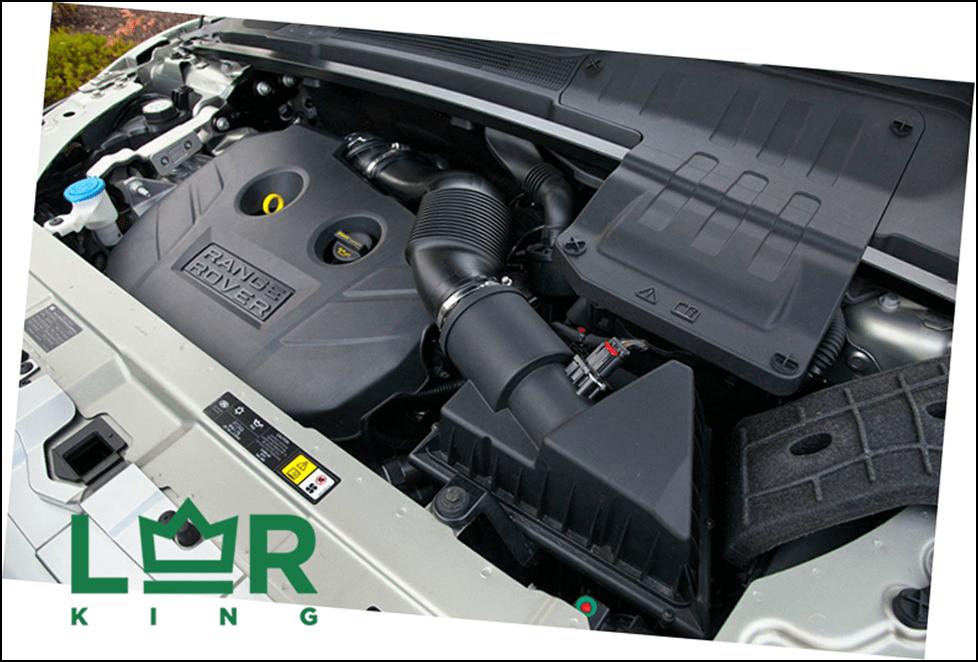 Качественная замена аккумулятора на Range Rover Evoque