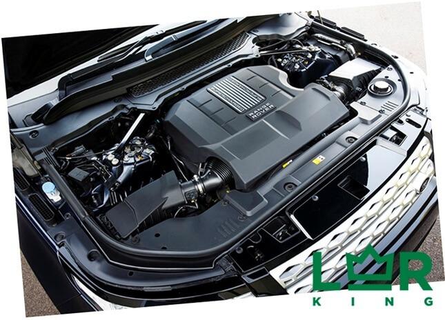 Замена турбины в автомобиле Рендж Ровер Спорт