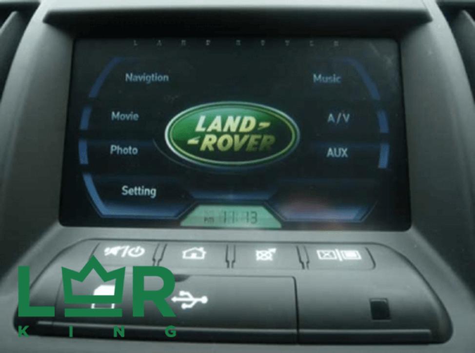 Замена штатной магнитолы LAND ROVER Freelander 2