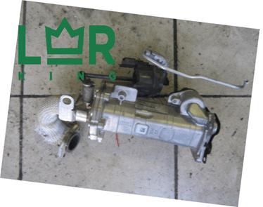 замена клапана EGR Фрилендер 2 и Эвок