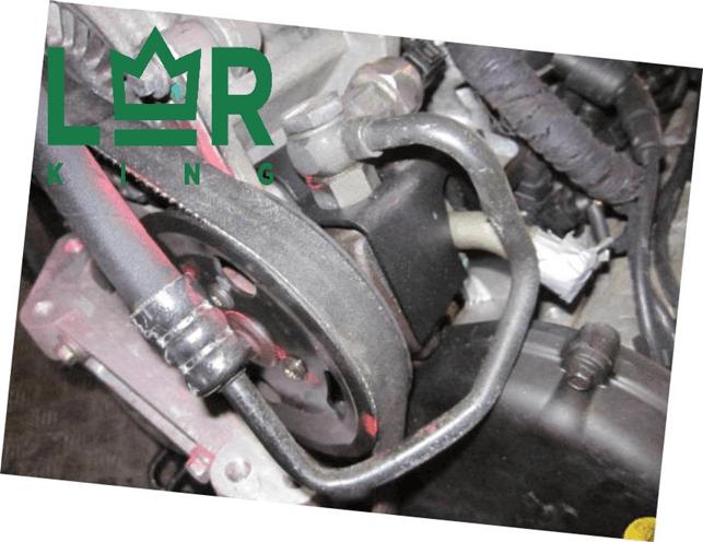 замена жидкости ГУР на Фрилендер 2 в специализированном сервисе ЛР-Кинг