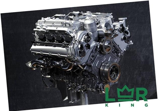 Бензиновый мотор 5.0 S/C автомобилей Range Rover, особенности