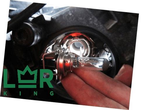 Замена ламп на Land Rover Discovery 3, какую выбрать?