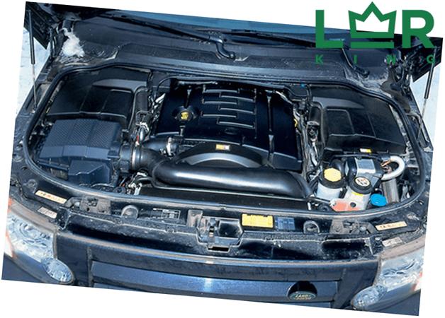 Замена аккумулятора на Land Rover Дискавери 3