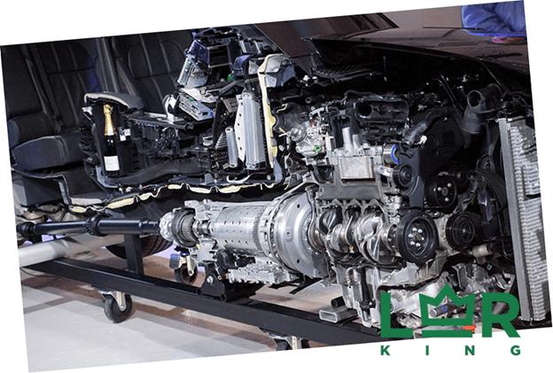 Ремонт двигателя Рендж Ровер Спорт в автосервисе LR-King