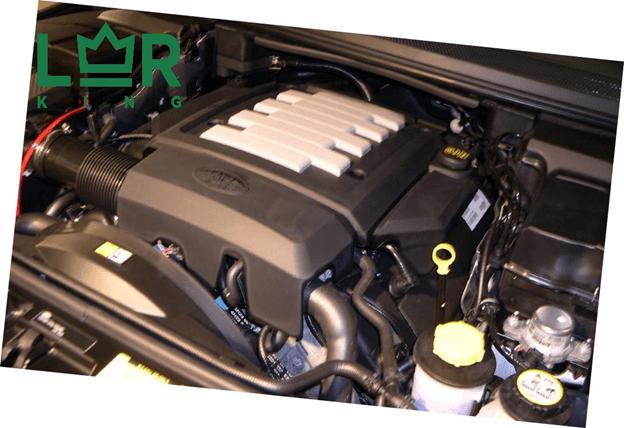 Неисправности Range Rover Sport