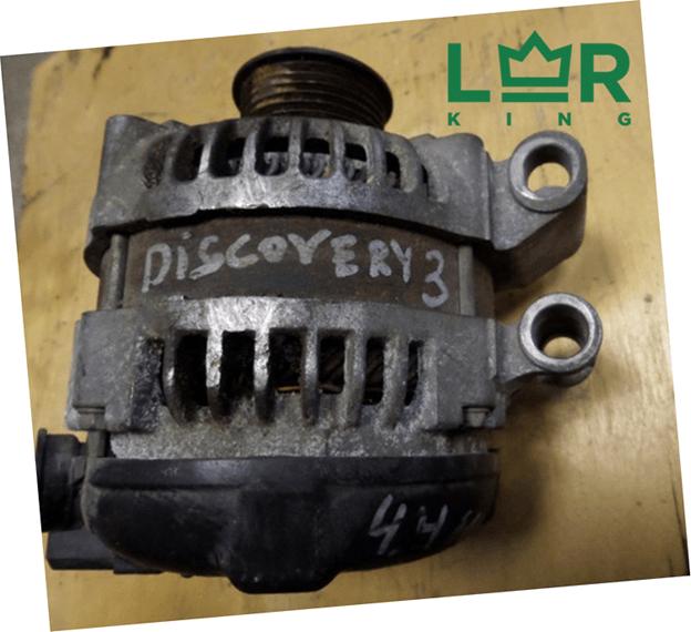 Качественная замена генератора на Discovery 3 в ЛР-Кинг