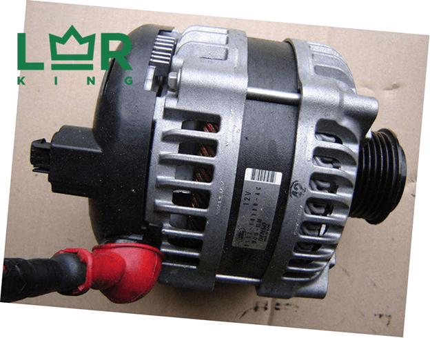 Замена генератора на Range Rover в LR-King