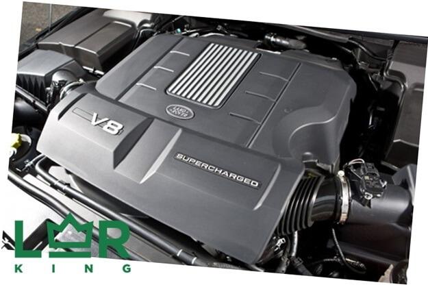Бензиновый двигатель 5.0 S/C автомобилей Range Rover и Range Rover Sport
