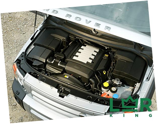 Замена аккумулятора на Land Rover Discovery 3