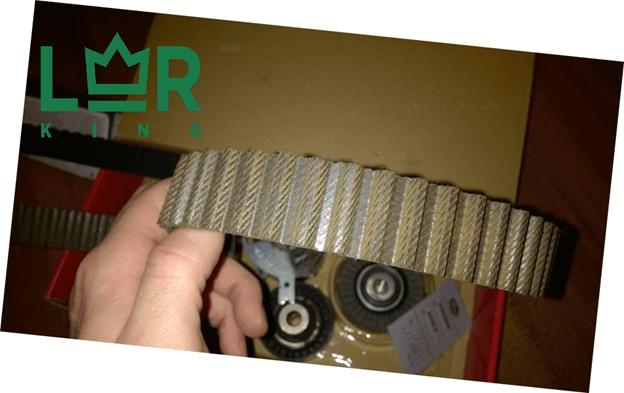 Регламент по замене ремня на Фрилендер 2