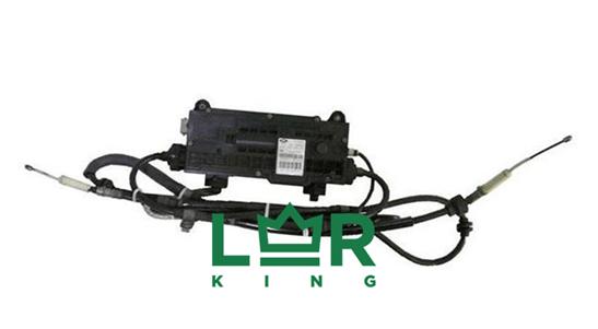 Самостоятельная замена модуля ручника Дискавери 4 4.0L/4.4L