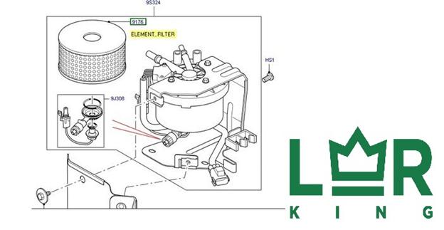 Как понять что пора заменить топливный фильтр на Discovery 3 или 4