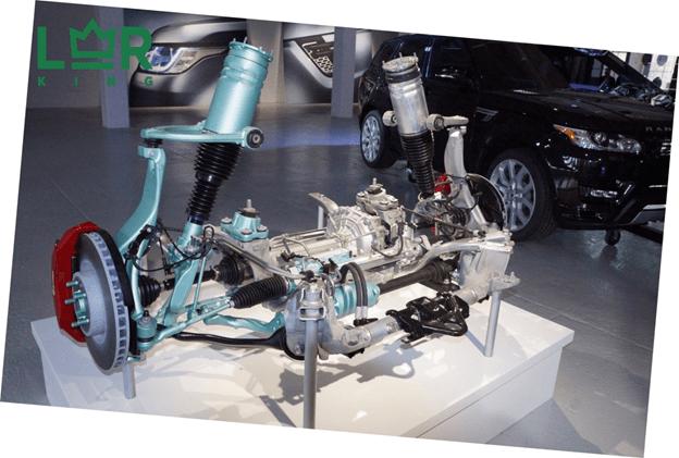 Наиболее частые неисправности Range Rover Sport