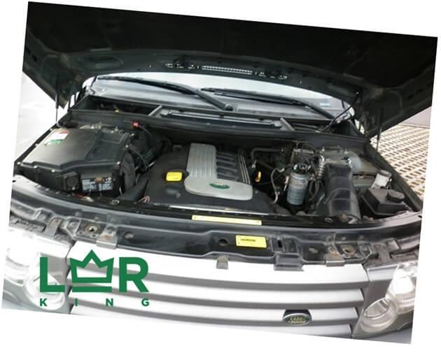 Качественная замена АКПП на Range Rover
