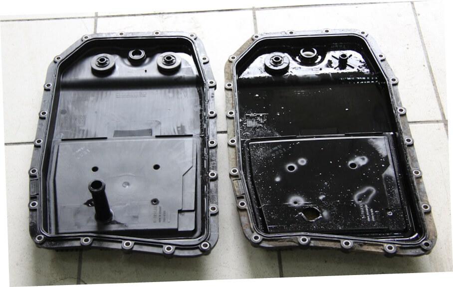 Когда пора заменить маслао в АКПП Range Rover