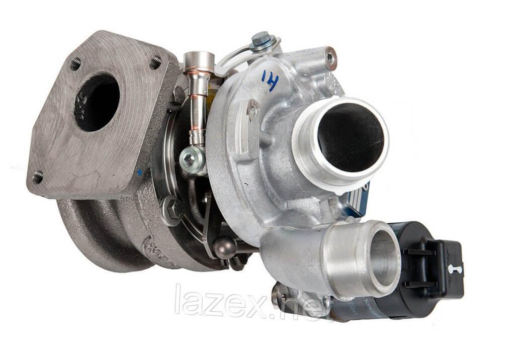 Турбокомпрессоры дизельных моторов