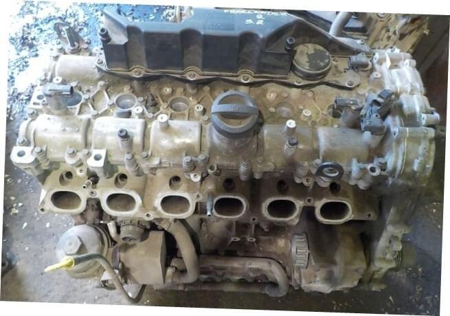 Замена двигателя на Фрилендер 2