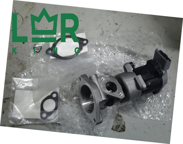 Замена клапана EGR Дискавери 3