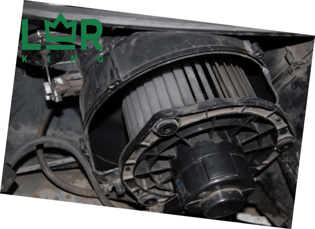 Поломки и замена мотора отопителя на Фрилендер 2