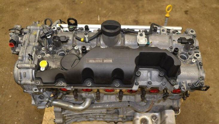 Когда нужна замена двигателя на Фрилендер 2