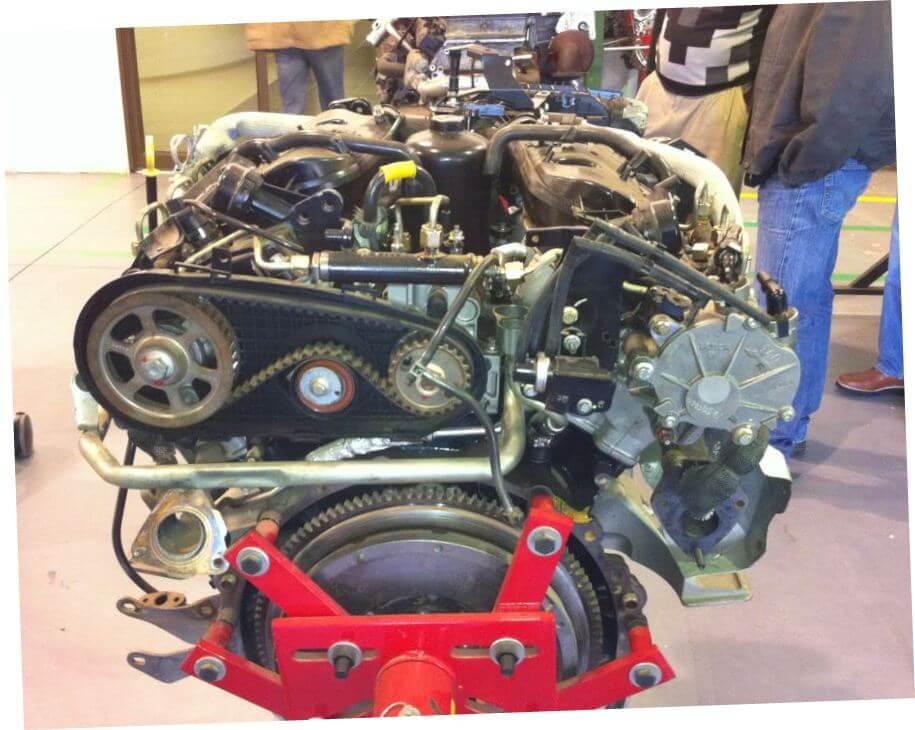 Когда нужен ремонт и замена двигателя Discovery 3