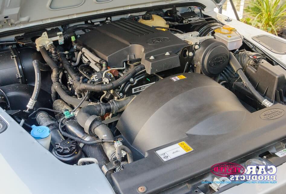 Дизельный двигатель 2.2 TD на Defender