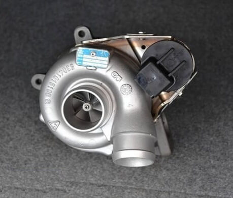 Что делать при неполадки турбины Range Rover Sport? - Заменить!