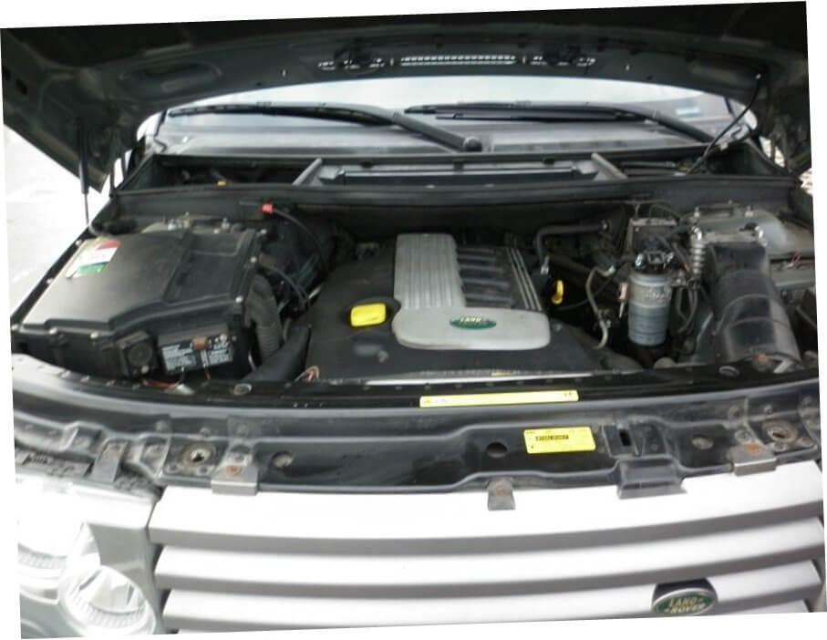 замена аккумулятора на Рендж Ровере в автосервисе LR-King