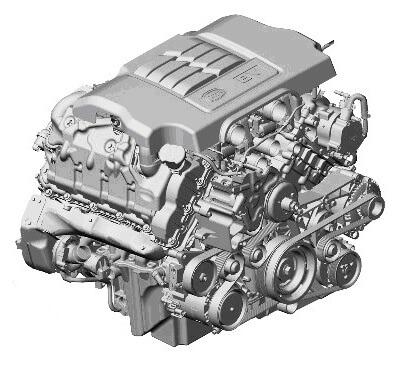 Картер дизель 3.6 TD Range Rover