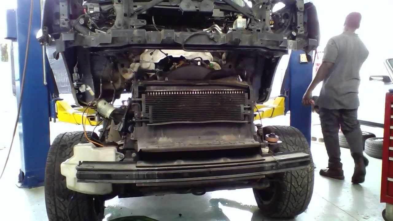 Неисправности дизеля Range Rover Sport 3.6 TD