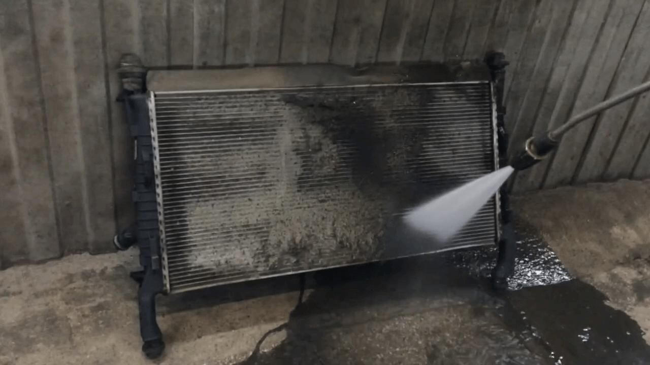 Промывка радиаторов Ленд Ровер в автосервисе ЛР-Кинг