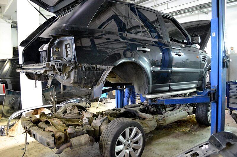 Ремонт дизеля Range Rover Sport 3.6 TD