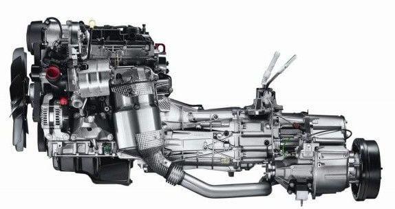 Как работает дизельный двигатель 2.2 TD на Defender
