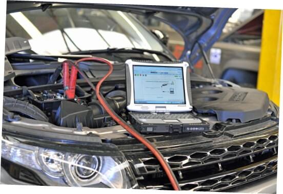 Коды неисправностей Land Rover